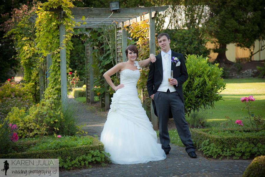 Summer Mottram Hall Wedding Photography