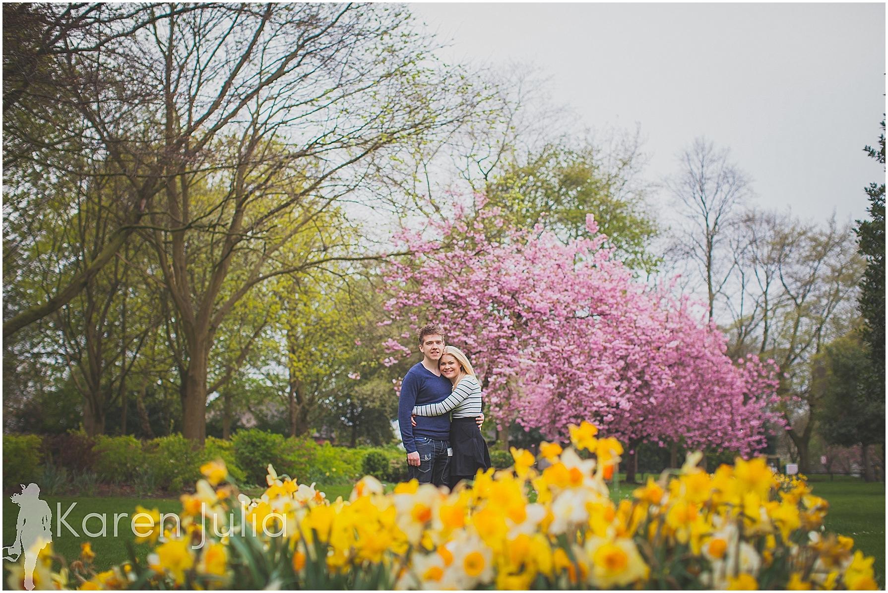 Buille Hill Park Engagement Shoo