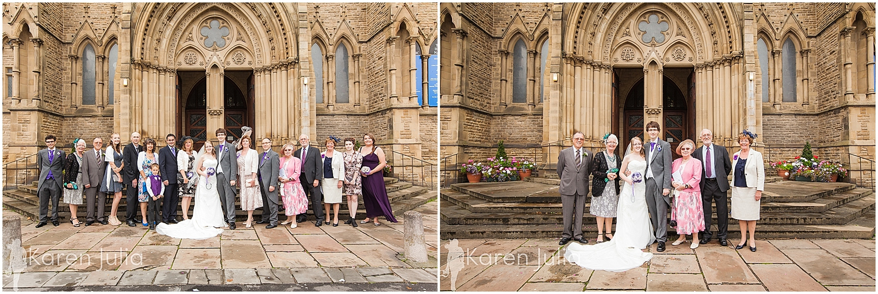 Holy Name Church Wedding Photography