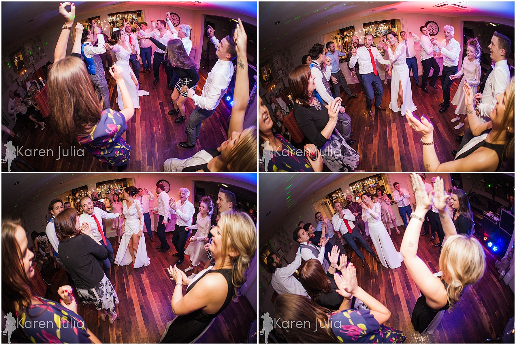Great John Street Hotel Winter Wedding Photography