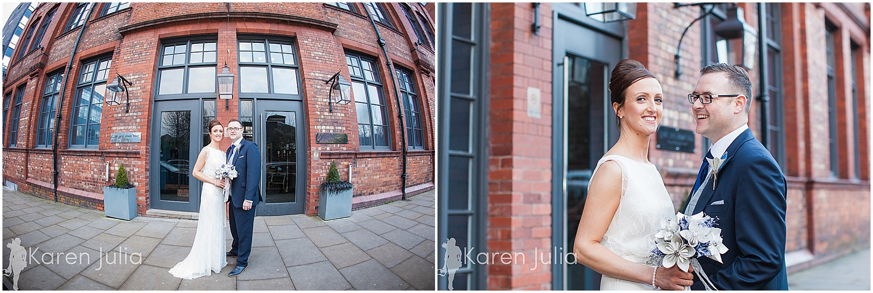 Great John Street Hotel Wedding