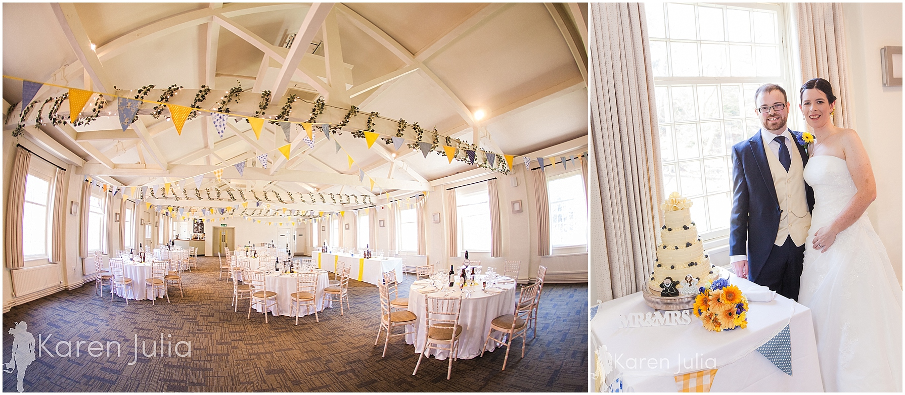 Quarry bank mill wedding reception