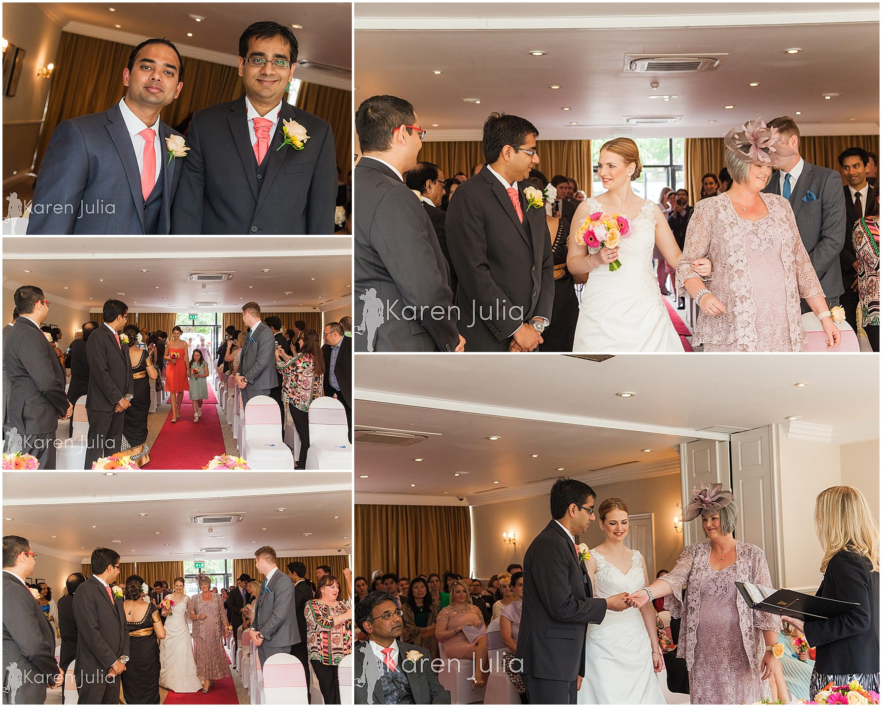 pinewood hotel wedding ceremony