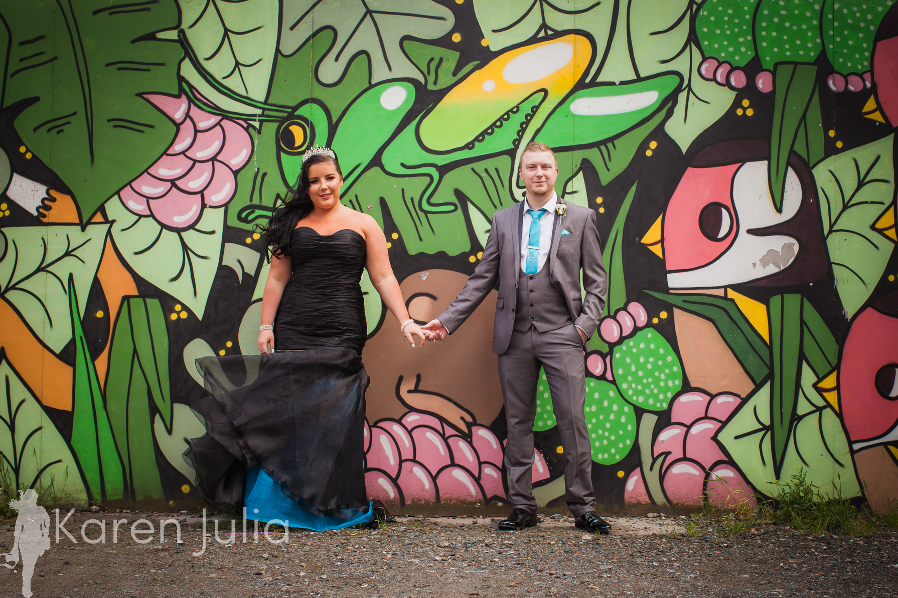 Manchester Northern Quarter Wedding Photography