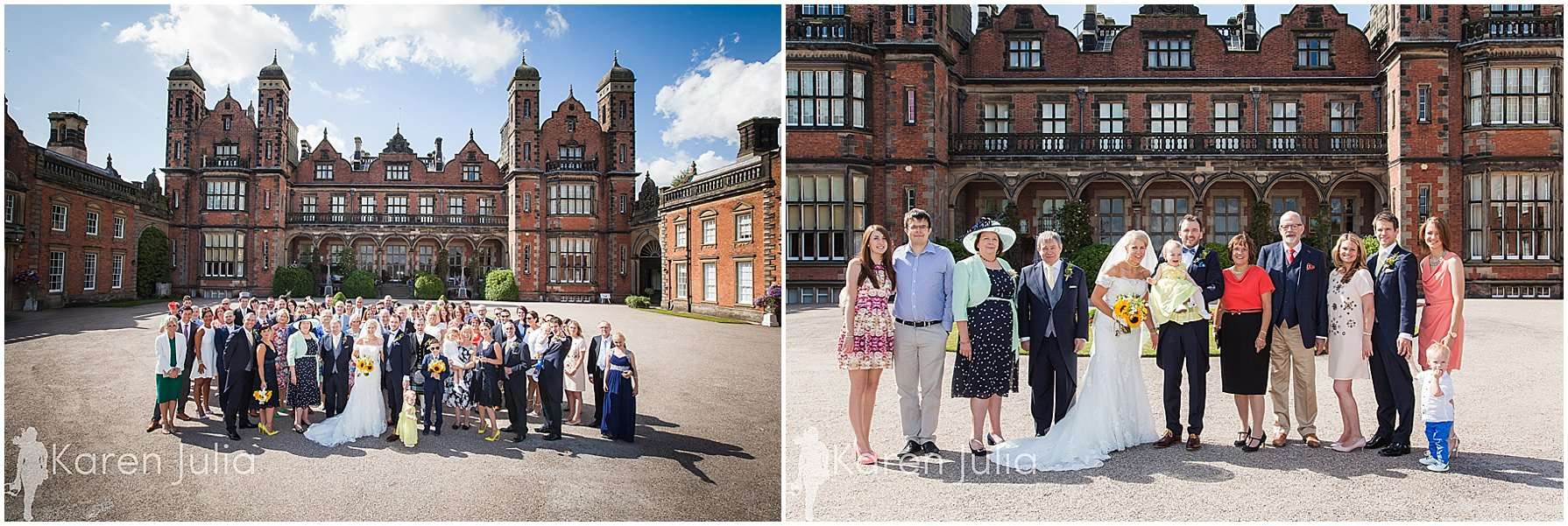 group photo capesthorne hall