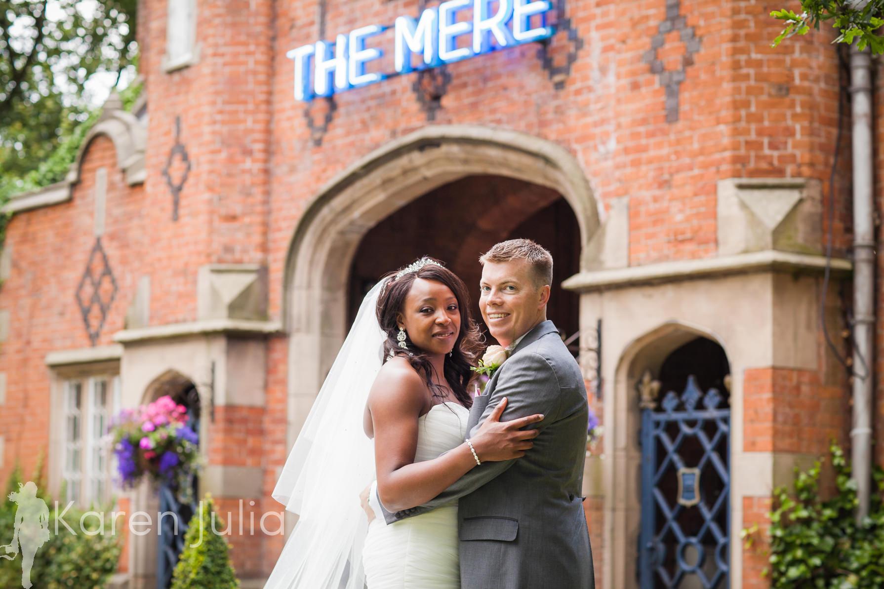 Mere Golf Resort Wedding Photography