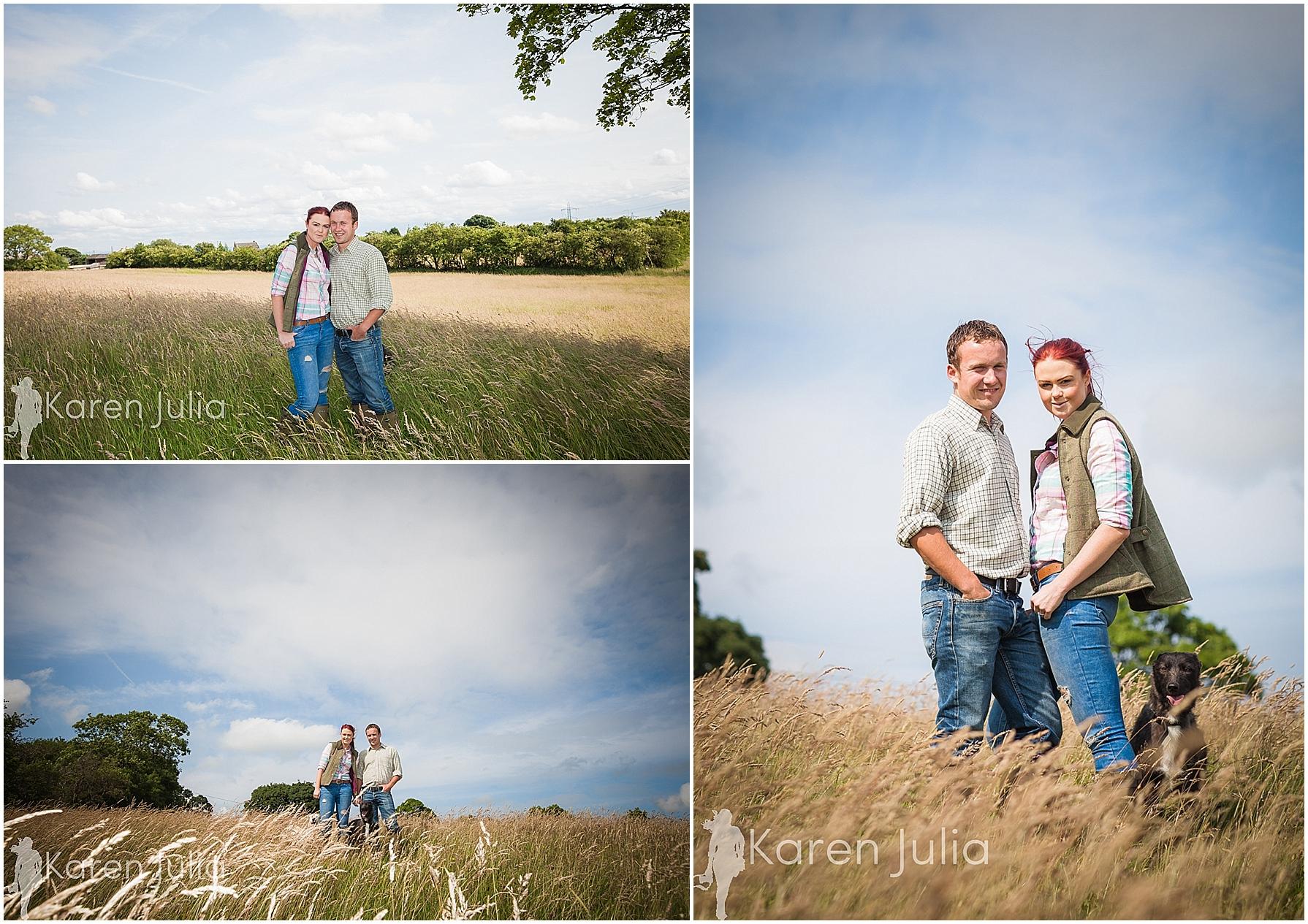 rural farm engagement shoot