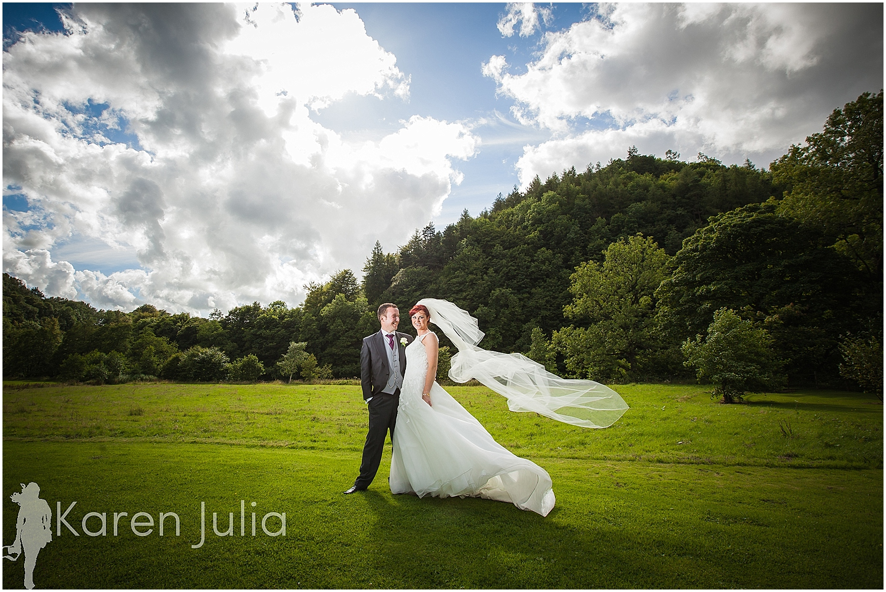 Ribble Valley Lancashire Wedding Photography by Karen Julia