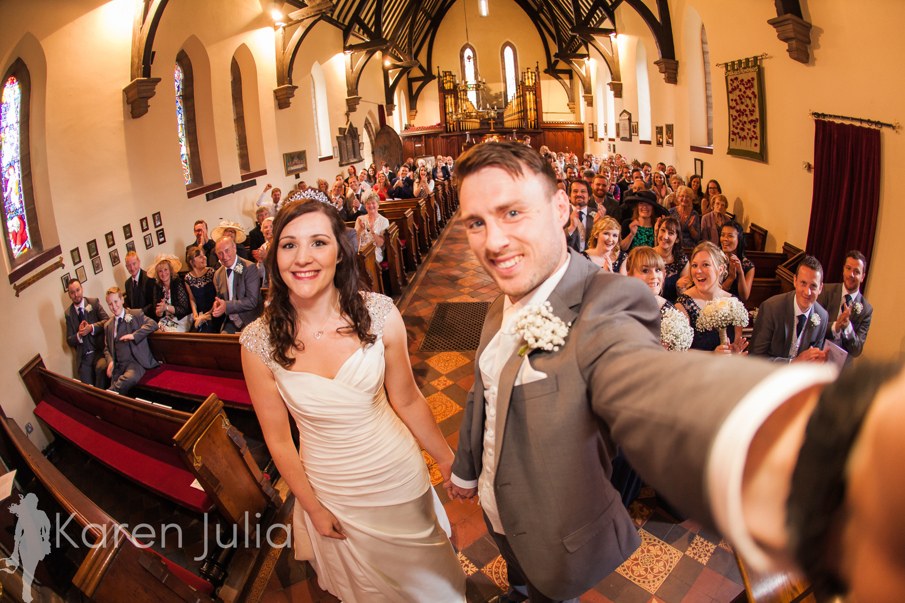 Cheshire Wedding Photography Smallwood Village