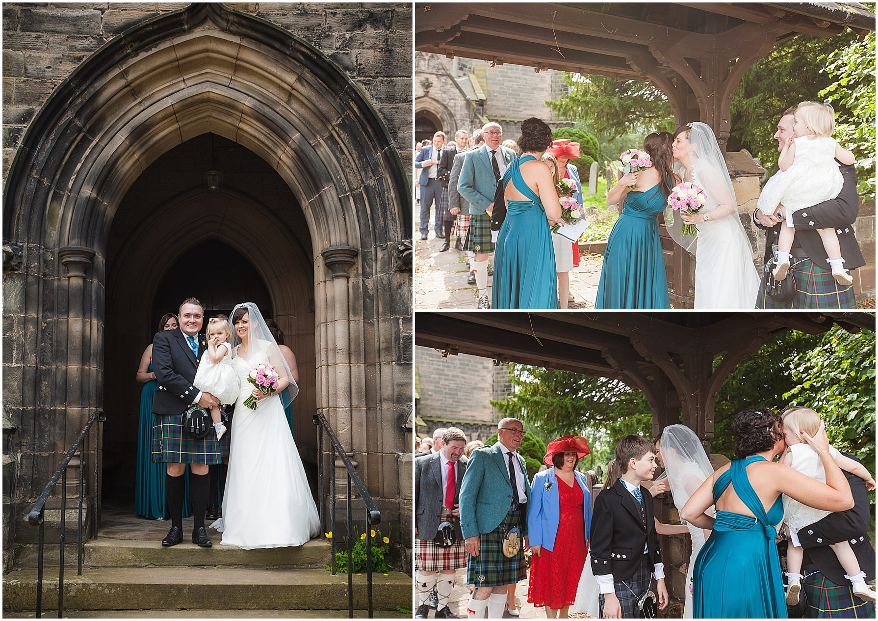 St Mary's church Lymm wedding