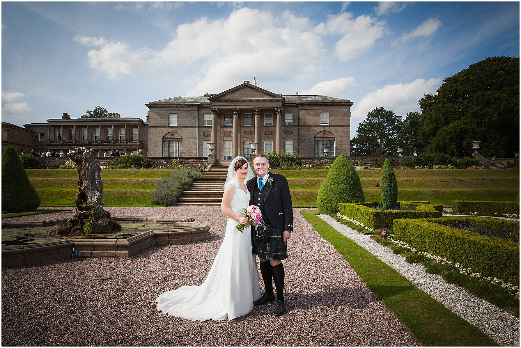 Tatton Hall Wedding Photography
