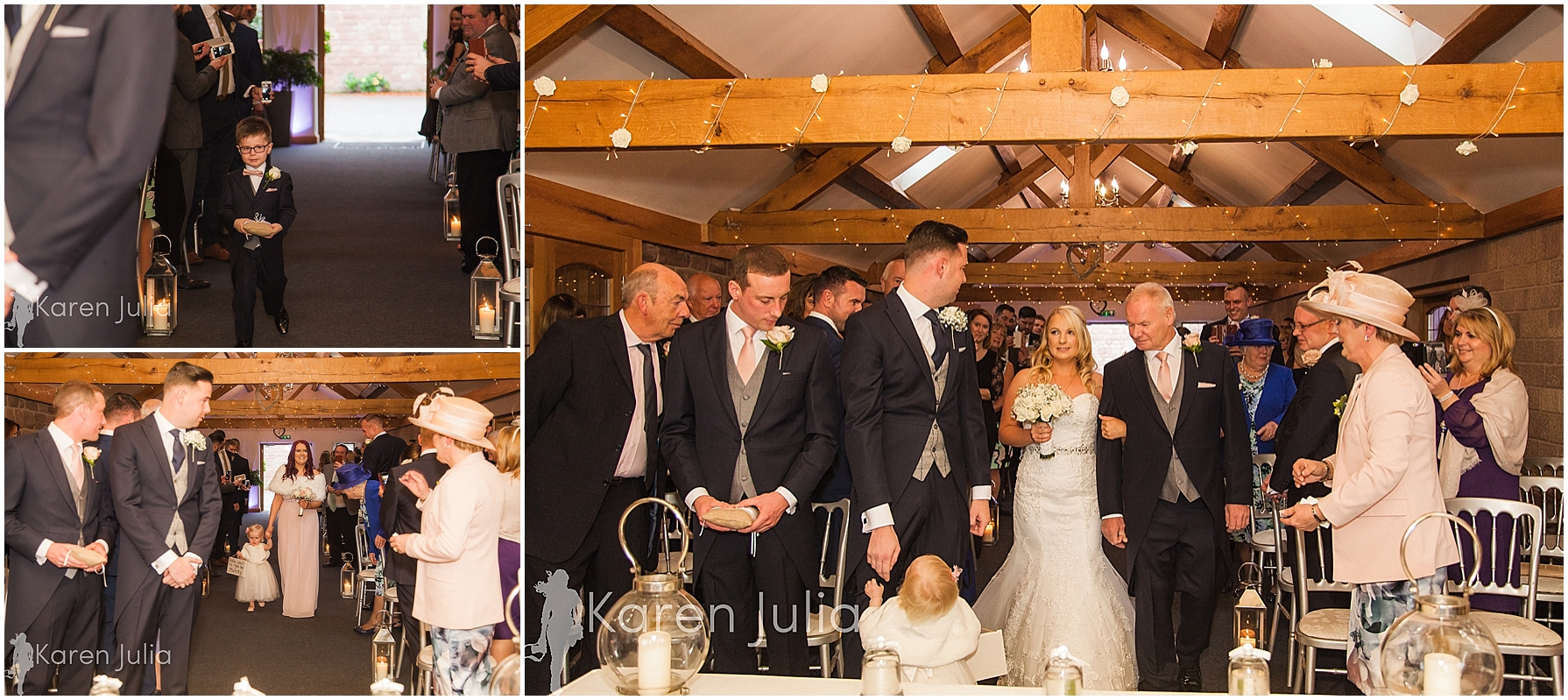 wedding ceremony wedding ceremony heaton house farm