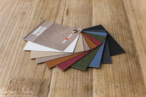 Graphi Studio Matte Linen Swatches